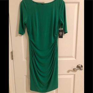 NWT Vince Camuto Jersey Dress